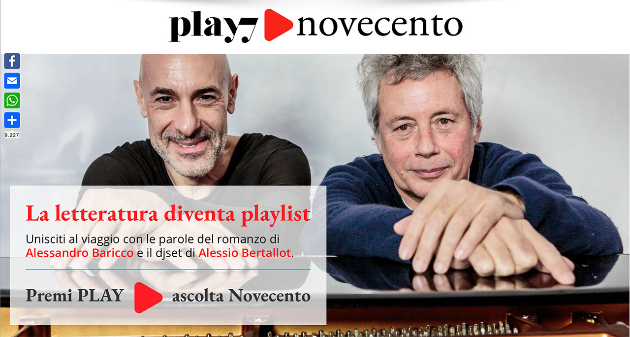 PLAYNOVECENTO.IT